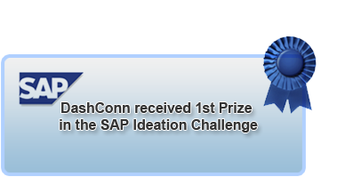 DashConn wins first prize in SAP Ideation Challenge